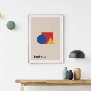 """Exemple de tendance design """"retour au Bauhaus"""""""