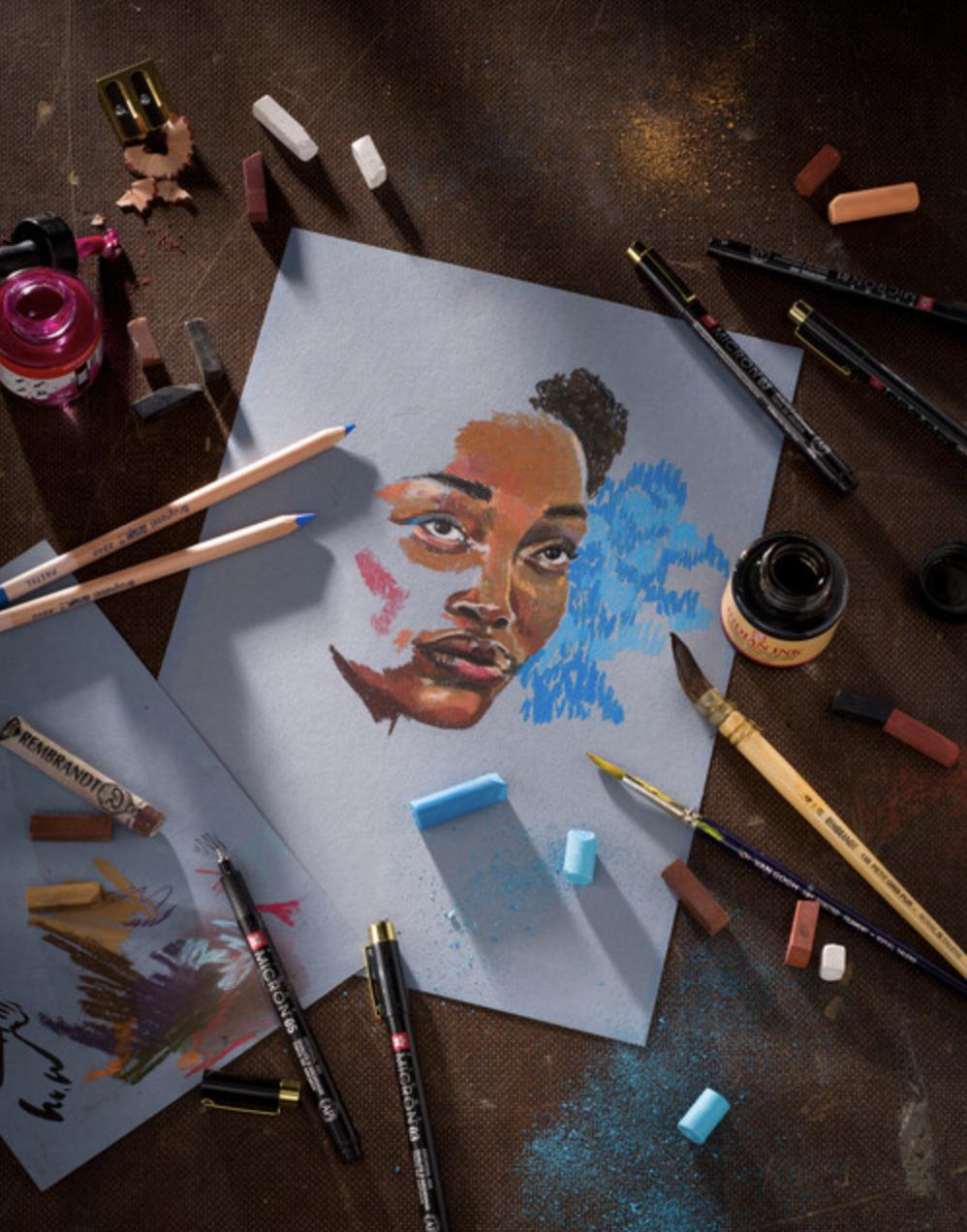 Royal Talens France | Leader mondial dans les matériaux pour artistes et produits de coloriage et de dessin